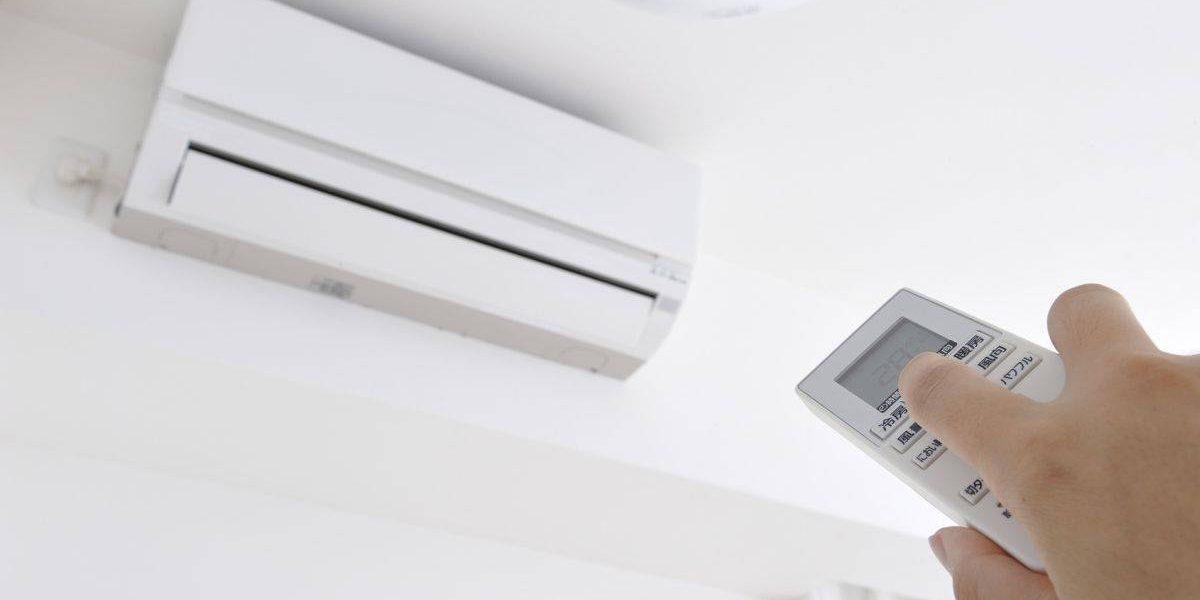 Bedienung der Klimaanlage