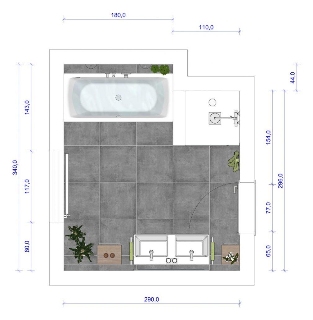 Beispielbild Bäderplanung